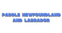 Paddle Newfoundland and Labrador logo